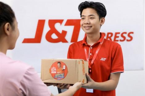 J&T Express tặng 1 tháng vận chuyển cho người bán mới trên Shopee