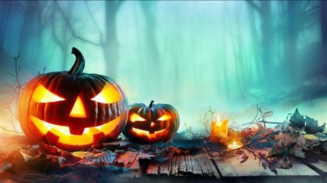 Sau đêm Halloween, fanpage trường mầm non tràn ngập hình ảnh kinh dị