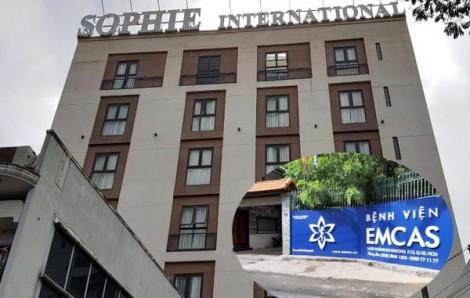 Thẩm mỹ viện Sophie International bị đình chỉ hoạt động do chưa có giấy phép