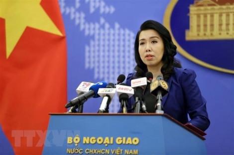 Người phát ngôn Bộ Ngoại giao Việt Nam: 'Buôn người là tội ác nghiêm trọng cần được trừng trị đích đáng'