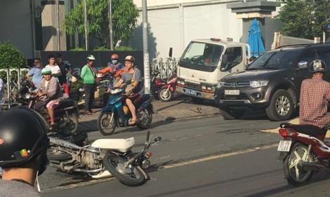 Phó Viện trưởng Viện Kiểm sát Nhân dân quận 9 tử vong sau tai nạn xe máy