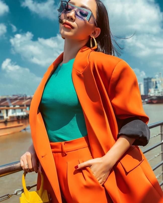 Sao Viet lang xe 3 gam mau hot nhat mua thu dong 2019