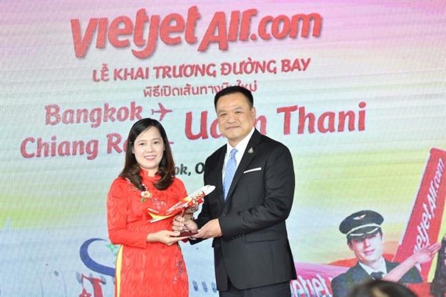 Vietjet khai truong 2 duong bay moi trong khuon kho Hoi nghi cap cao ASEAN