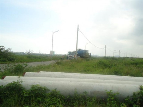 Đà Nẵng - Nhà đầu tư nhỏ chết đứng vì công viên châu Á