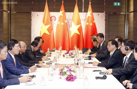 Trung Quốc lại tuyên bố 'sẵn sàng hợp tác vì hòa bình và ổn định ở Biển Đông'