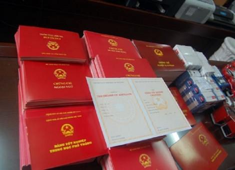 Vụ 10 nhân viên y tế tại Đắk Lắk dùng bằng cấp không hợp pháp: Có 6 trường hợp sử dụng bằng THPT giả