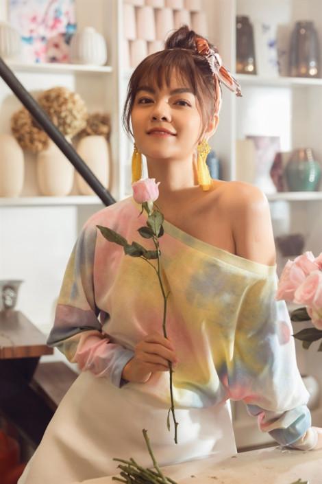 Những kiểu tóc giúp Phạm Quỳnh Anh trẻ hơn chục tuổi
