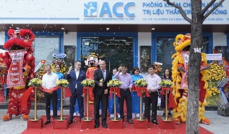 ACC mang giải pháp vật lý trị liệu hỗ trợ điều trị các bệnh lý cơ xương khớp đến với người dân Đà Nẵng
