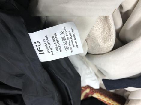 Hàng chục ngàn sản phẩm quần áo được thay mác 'made in Việt Nam'