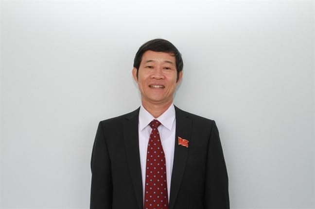 Bí thu Thành ủy Tam Kỳ xin thoi chúc truóc huu 2 tháng