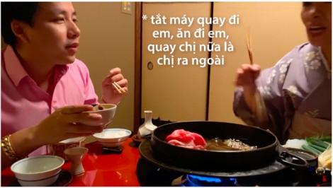 YouTuber Khoa Pug quay cảnh người Nhật phục vụ: Trưng trổ sự rỗng kiến thức và kém văn hoá
