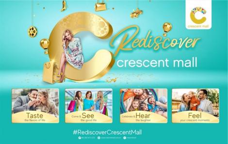 Crescent Mall mở rộng điểm đến cho khách hàng