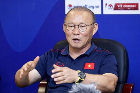 HLV Park Hang Seo: 'Tự hào vì được tiếp tục gắn bó với Việt Nam'