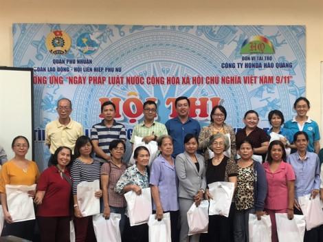 Ngày Pháp luật Việt Nam, tư vấn pháp luật cho người dân