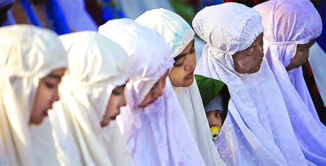 Tục 'bắt cóc cô dâu' ở Indonesia