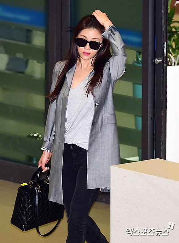 Thoi trang bat chap tuoi tac cua Ha Ji Won