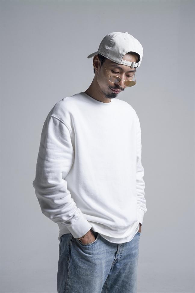 Rapper Den Vau: 10 nam nhu mot buc hoa