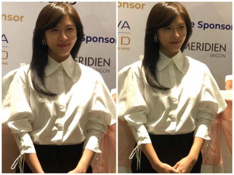 Thời trang bất chấp tuổi tác của Ha Ji Won