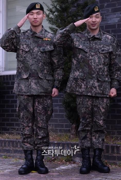 Bộ Quốc phòng Hàn Quốc phải chuyển địa điểm Taeyang, Daesung xuất ngũ để đảm bảo an toàn cho khán giả