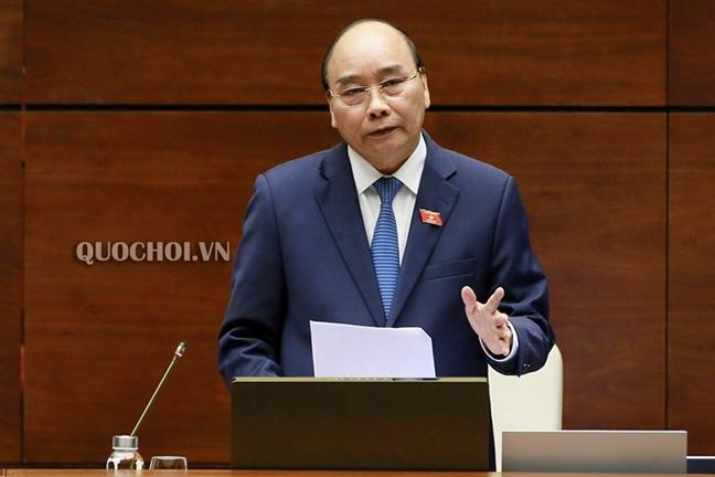 Thu tuong Nguyen Xuan Phuc: 'Muon keu goi doi tac cong - tu, chung ta phai co Luat PPP de bao ve ho'