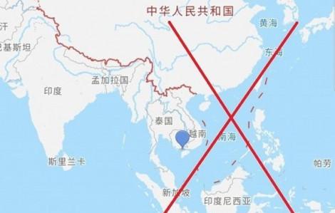 Hàng Trung Quốc nguy về chất lượng, hại về chủ quyền