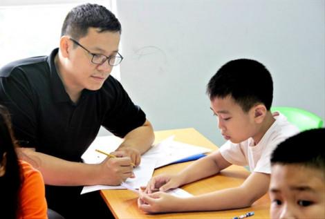 Tiến sĩ toán học Harvard và cách làm trẻ thích học toán