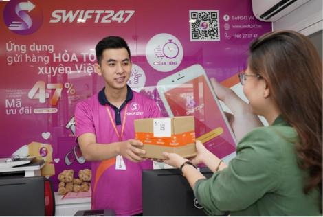 Chuyển hàng hóa 'siêu hỏa tốc' với Vietjet