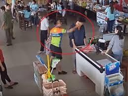 PGD Cong an tinh Thai Nguyen bac thong tin nguoi tat nhan vien ban hang la con trai minh