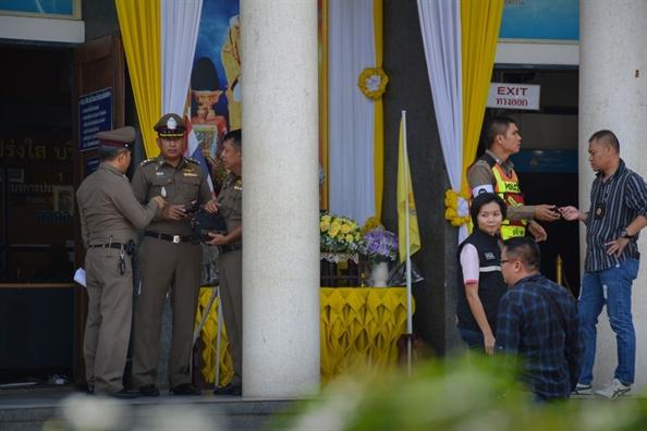Thai Lan: No sung ngay tai toa an khien luat su cua cuu Thu tuong Yingluck Shinawatra thiet mang