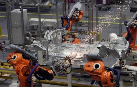 7,5 triệu người Việt mất việc vào tay robot trong 10 năm tới