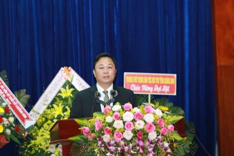 Ông Lê Trí Thanh giữ vụ Phó bí thư Tỉnh ủy Quảng Nam