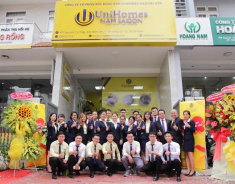 Khai trương Công ty cổ phần bất động sản UniHomes Nam Sài Gòn