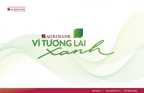 Agribank - Vì tương lai xanh