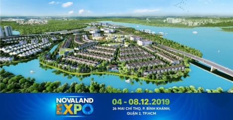 Novaland Expo - nâng tầm uy tín với sự tham gia của hơn 40 đối tác chiến lược