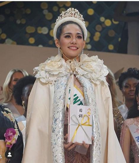 Nhan sắc xinh đẹp của Tân Hoa hậu Quốc tế 2019