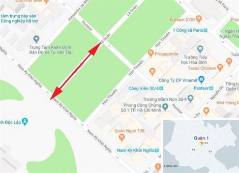 Những đường nào sẽ bị cấm 3 ngày ở trung tâm TP.HCM để tưởng niệm nạn nhân tai nạn giao thông?