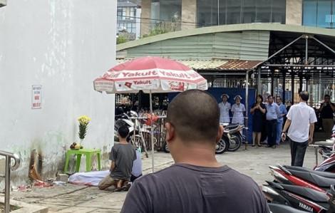 Một bệnh nhân tử vong khi rơi từ tầng 2 Bệnh viện C Đà Nẵng