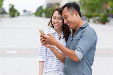 Vợ chồng lưu tên nhau thế nào trong điện thoại?