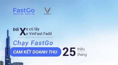 Cam kết doanh thu, FastGo đang ép tài xế vi phạm pháp luật