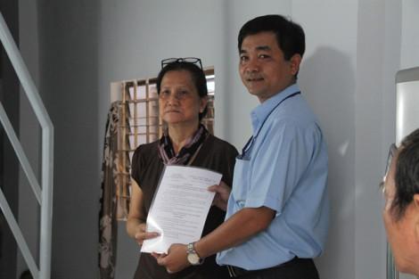 Trao nhà tình thương cho người mẹ có con trai bị viêm gan C giai đoạn cuối