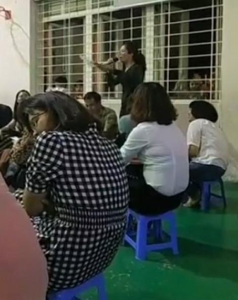 Cô giáo phát biểu gây kỳ thị cha mẹ đơn thân