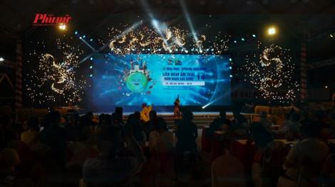 Món ngon các nước hội tụ ở Nhà văn hóa Thanh Niên TP.HCM
