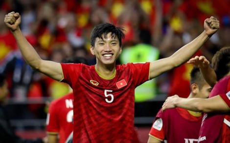 Đoàn Văn Hậu được đề cử 'Cầu thủ trẻ xuất sắc nhất châu Á'