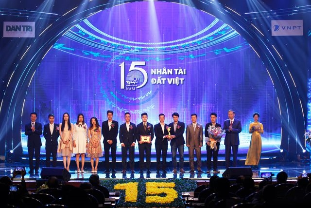 Phan mem 'go bang' nhan giai Nhat Nhan tai Dat Viet 2019