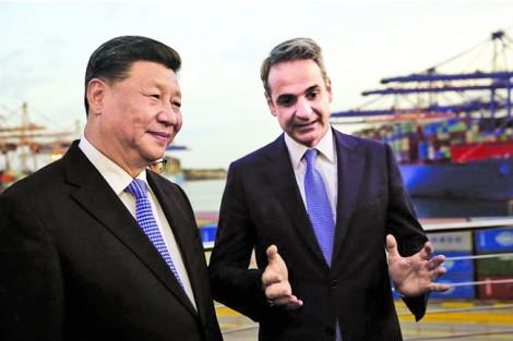 Trung Quốc tăng cường  ảnh hưởng tại châu Âu