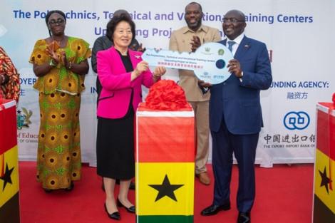 Dự án bauxite của Trung Quốc đe dọa môi trường Ghana