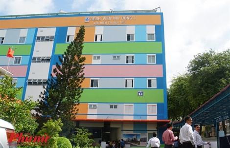 Nữ điều dưỡng Bệnh viện Nhi Đồng 1 bị người nhà bệnh nhi đánh gãy xương hàm