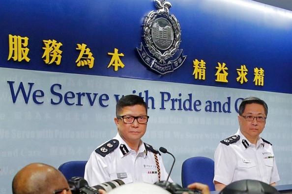 Trung Quoc bo nhiem canh sat truong moi cho dac khu Hong Kong