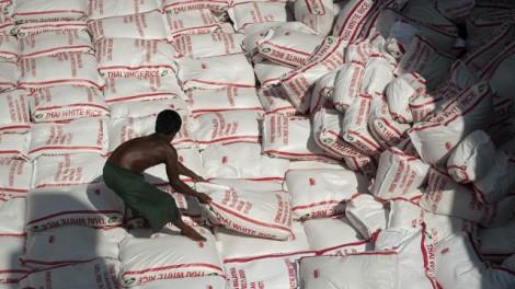 Nông dân Thái Lan thúc chính phủ hành động sau 2 lần vuột giải gạo ngon