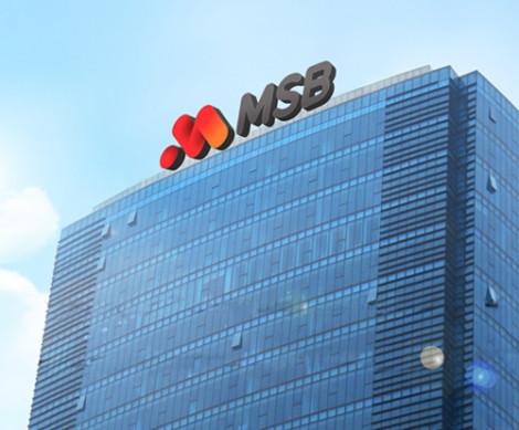 MSB giảm lãi suất cho vay doanh nghiệp và chủ hộ kinh doanh